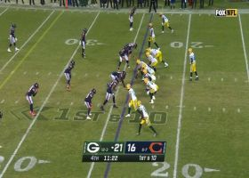 Davante Adams reaches back for nifty one-handed grab