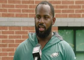 Fletcher Cox on Nick Sirianni: He's leading us in the right direction
