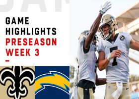 Saints vs. Chargers highlights | Preseason Week 3