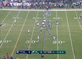 Patriots vs. Eagles highlights | Week 11