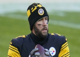 Kinkhabwala: Roethlisberger's contract situation 'is much messier' than people may think