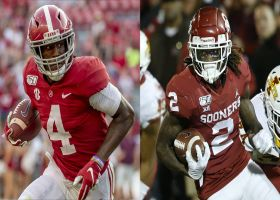 Jeudy vs. Lamb: Who will score more TDs as a rookie?