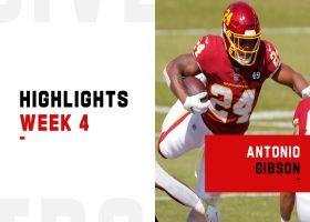Antonio Gibson's biggest plays from 128-yard game | Week 4