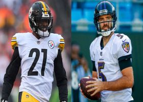 Pittsburgh Steelers safety Sean Davis not a fan of Baltimore Ravens quarterback Joe Flacco's comments after Week 4 matchup