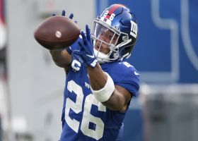 Mike Rob: Giants 'may be the most complete team in the NFC East' entering '21