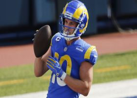 Cooper Kupp caps Rams' 97-yard drive by beating Tre'Davious White for TD