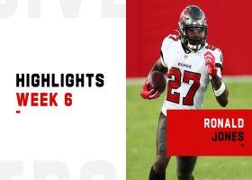 Ronald Jones' best runs from 2-TD game | Week 6