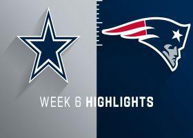 Cowboys vs. Patriots highlights | Week 6