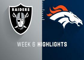 Raiders vs. Broncos highlights | Week 6