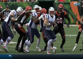 Can't-Miss Play: Burkhead jukes DB out of his cleats on TD vs. former team