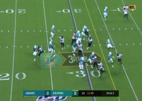 Jaguars vs. Dolphins highlights | Preseason Week 3