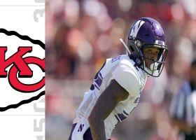 Siciliano breaks down various mock draft projections for Chiefs