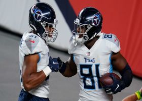 Titans' play-fake opens up Jonnu Smith for clutch fourth-down TD