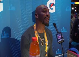 Los Angeles Rams cornerback Aqib Talib shares his thoughts on cornerback Nickell Robey-Coleman's comments about New England Patr