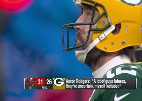 Silver's takeaways from Aaron Rodgers' postgame news conference