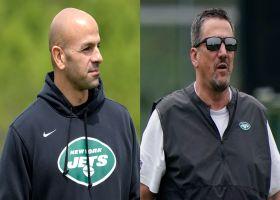 Saleh remembers assistant coach Greg Knapp