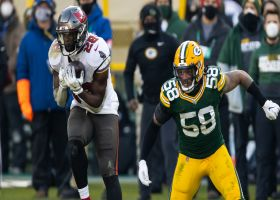 'Playoff Lenny' takes over for Bucs in the postseason   'America's Game'