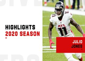 Julio Jones' best catches | 2020 season