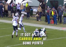 Mike Giardi: Patriots' key to Week 11 win was shutting down Zach Ertz