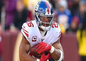 New York Giants running back Saquon Barkley highlights   2019 season