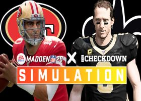 49ers vs. Saints 'Madden 20' simulation | Week 10 preview