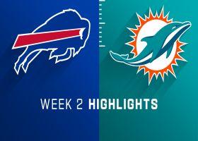 Bills vs. Dolphins highlights | Week 2