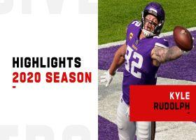 Kyle Rudolph highlights | 2020 season