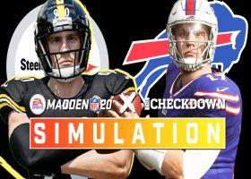 Steelers vs. Bills 'Madden 20' simulation | Week 14 preview