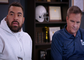 Game Pass Film Session: Cam Heyward's keys to rushing mobile QBs