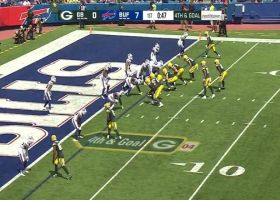 Tre'Davious White stops Packers with PBU on fourth down