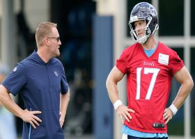 Michael Robinson reveals his top request for new Titans OC Todd Downing