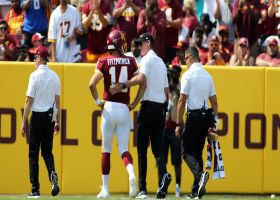 Pelissero: Ryan Fitzpatrick's injury will be 'challenge' to come back from
