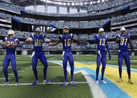'Madden NFL 21': First look at Chargers new uniforms with Justin Herbert