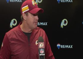 Redskins postgame press conference