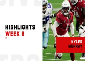 Kyler Murray's most exciting plays from 3-TD night | Week 6
