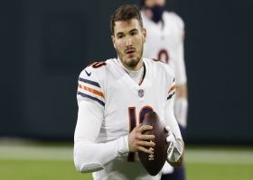 Slater: Saints could be in play for Mitchell Trubisky