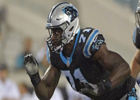 The story of Carolina Panthers defensive end Efe Obada