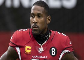 Willie McGinest reacts to Patrick Peterson signing with Vikings