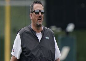 Garafolo: Jets passing game specialist Greg Knapp in critical condition after biking accident