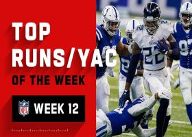 Top runs and YAC of the week | Week 12