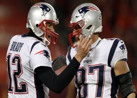 Gronk emphasizes importance of his chemistry with Brady