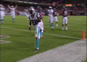 Elijah Holyfield bounces it outside for 11-yard TD