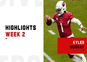 Kyler Murray's best plays from 3-TD game | Week 2