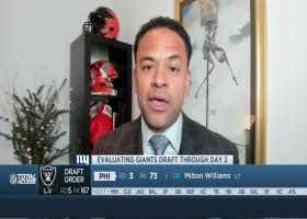 MJD: 'I think the Giants knocked it out of the park' so far in draft
