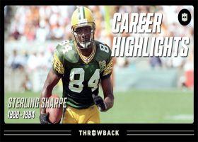 Sterling Sharpe career highlights   NFL Legends