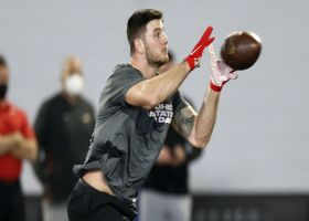 Zierlein: What's interesting about Jaguars' Round 5 pick