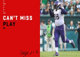 Can't-Miss Play: DT Linval Joseph goes 64 yards on strip-six