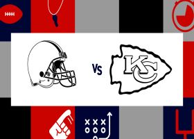 Browns-Chiefs score predictions for the Divisional Round | 'GameDay View'