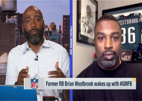 Brian Westbrook shares impressions of Jalen Hurts, Miles Sanders, Nick Sirianni