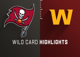 Buccaneers vs. Washington highlights | Super Wild Card Weekend